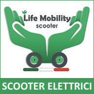 LIFE MOBILITY SCOOTER